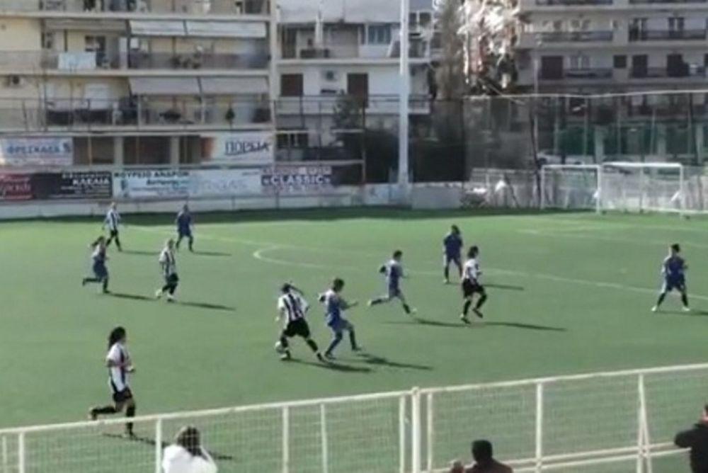 ΠΑΟΚ: «Σκόρπισε» την Καβάλα! (video)