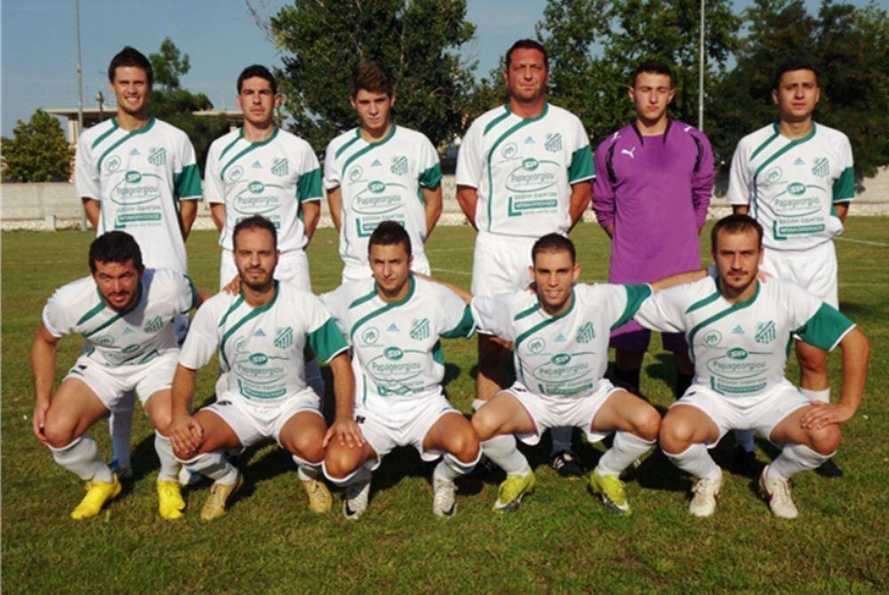 Αίολος-Αμπελωνιακός 0-1