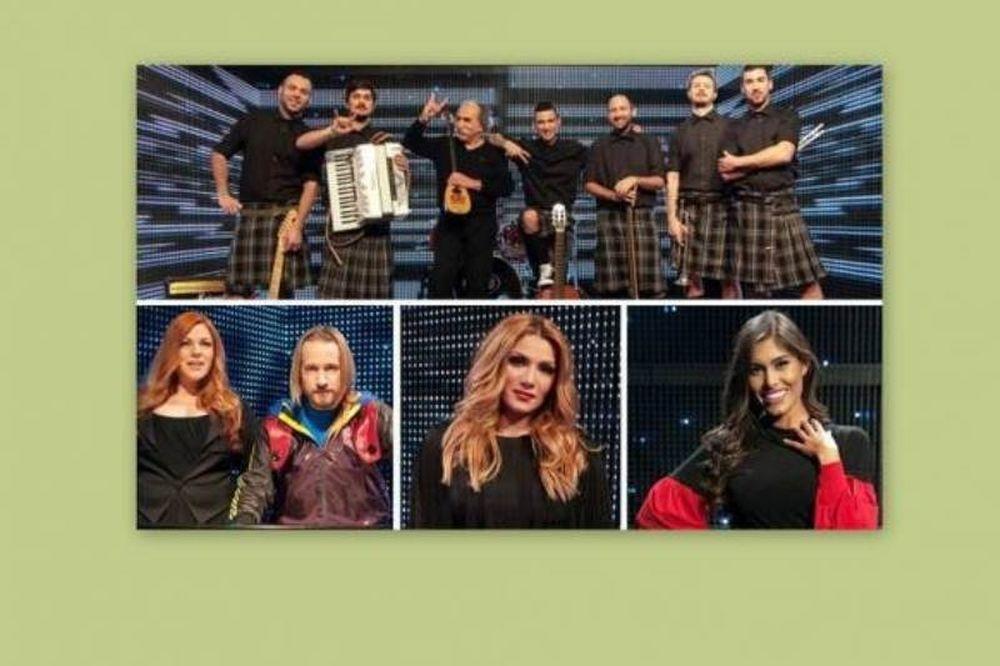 Ποιον θέλουν οι επώνυμοι να μας εκπροσωπήσει στην Eurovision;