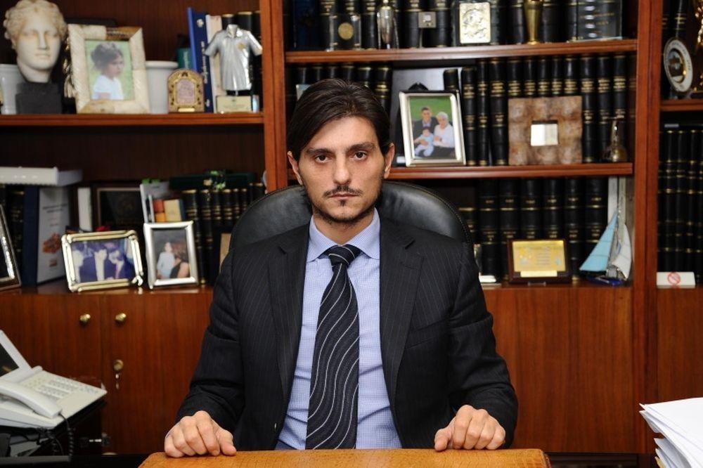 Δ. Γιαννακόπουλος: «Ευχαριστώ τον Ολυμπιακό για την φιλοξενία»