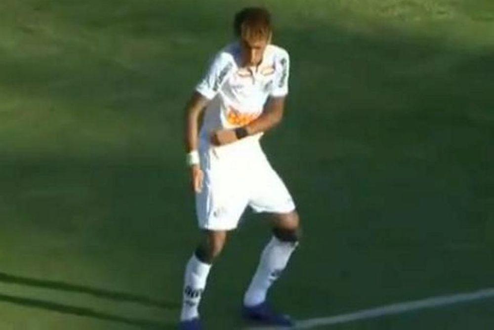 Σάντος: Όχι Gangnam, αλλά... Neymar Style (video)