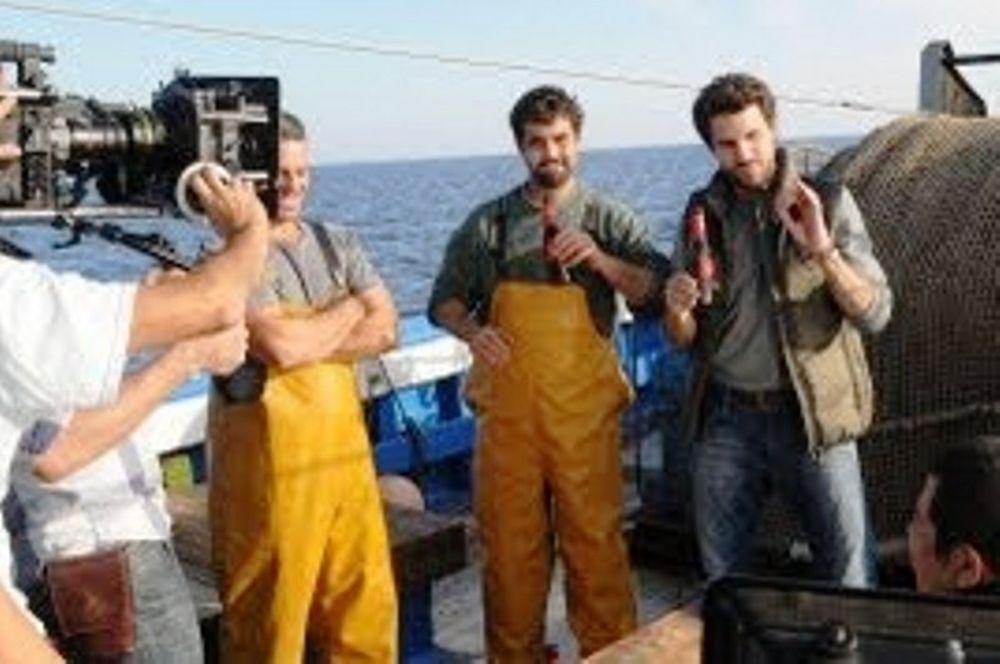 Σε ρόλο ψαρά ο Φάμπρεγκας (video)