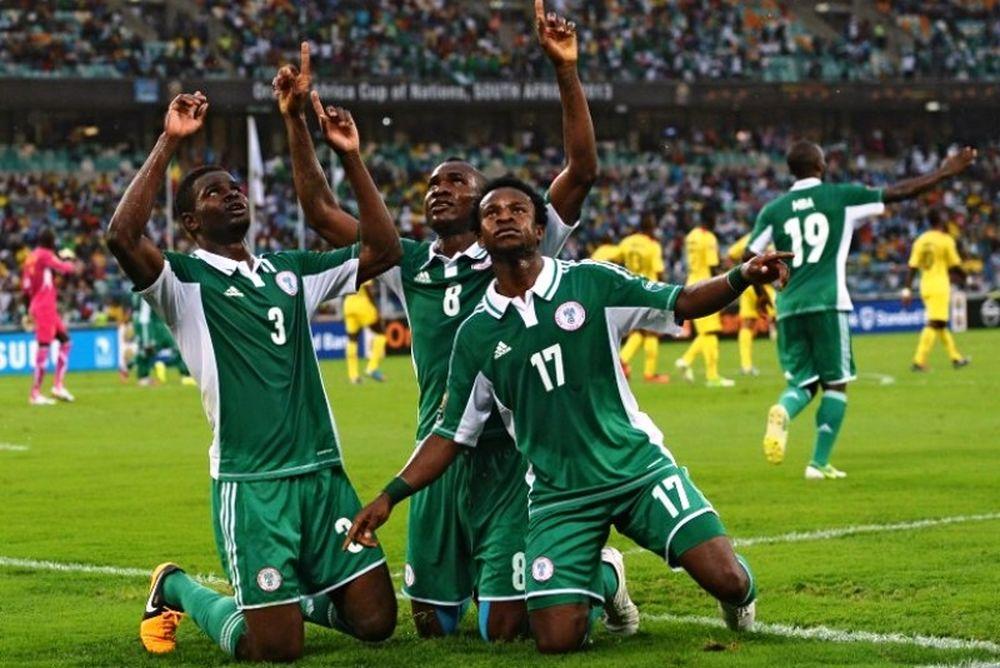 Στον τελικό με θρίαμβο η Νιγηρία