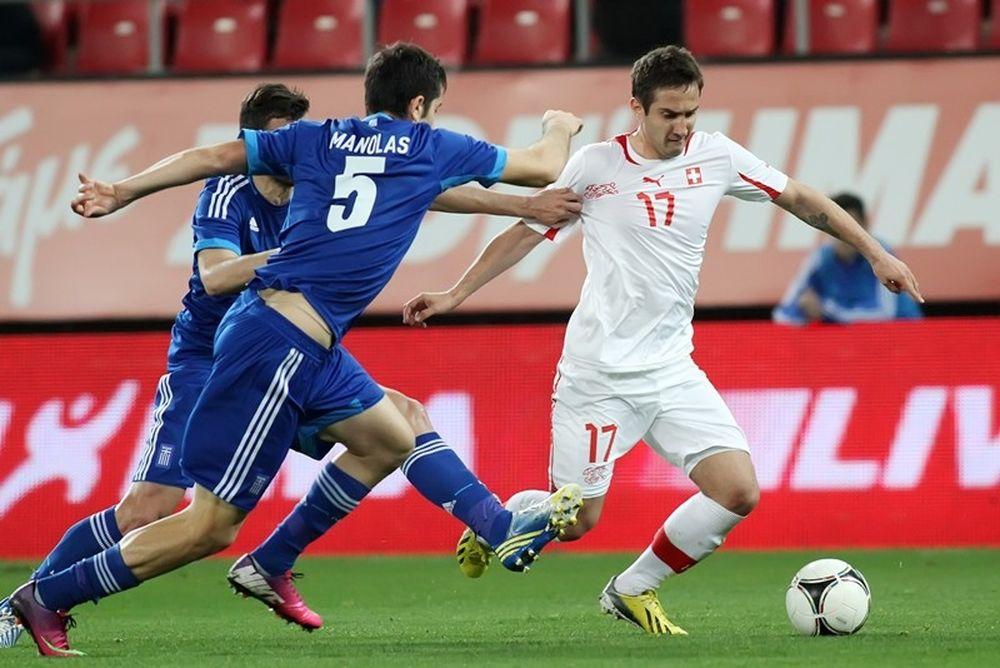 Λευκή… αγγαρεία για την Εθνική, 0-0 με την Ελβετία