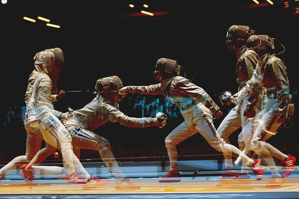 Ξιφασκία: Εθνικό πρωτάθλημα και διεθνή τεστ