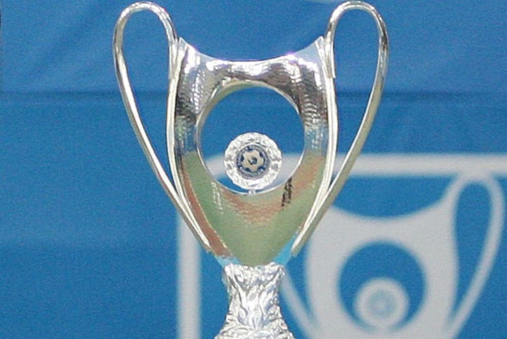 Κύπελλο Ελλάδας: Σε δύο... δόσεις τα προημιτελικά