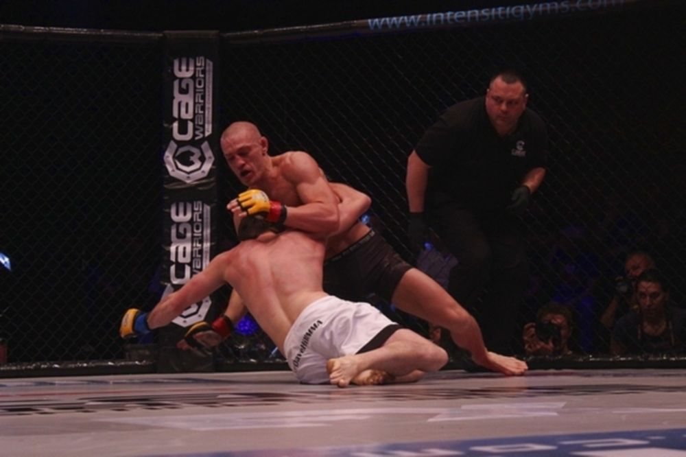 UFC on FUEL TV 9: Μεγάλη μεταγραφή από Cage Warriors