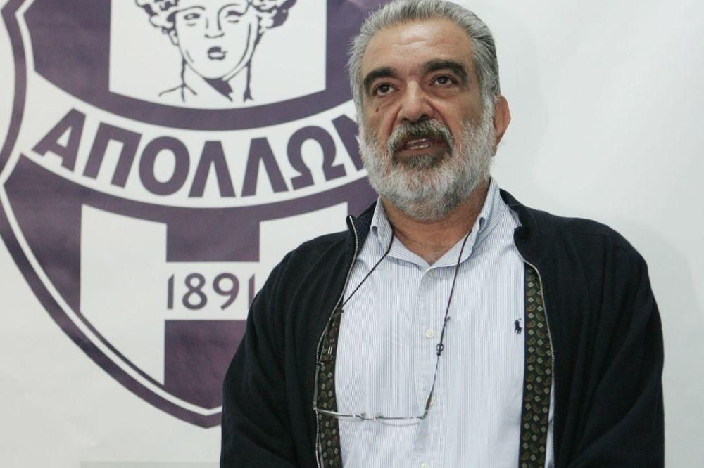 Βελλής: «Κανένα θέμα με Βοσνιάδη»