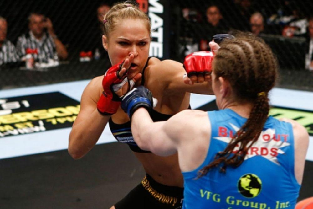 UFC 157: Το πρώτο Primetime για «Rousey vs Carmouche»