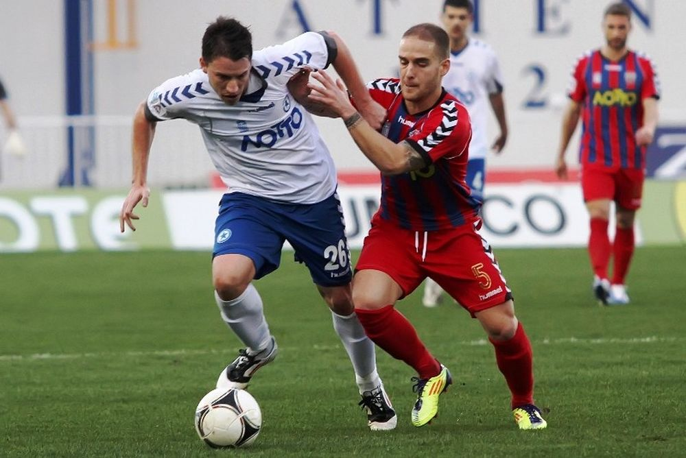 «Κόλλησε» ο Ατρόμητος, 0-0 με τη Βέροια