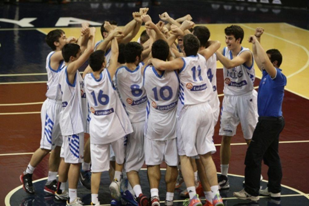 Εθνική Παίδων: Πρώτευσε στην Τουρκία