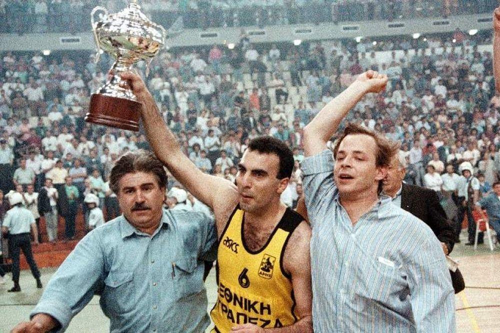 Κύπελλο Ελλάδας: Ο αξεπέραστος Γκάλης και ο Διαμαντίδης (photos)