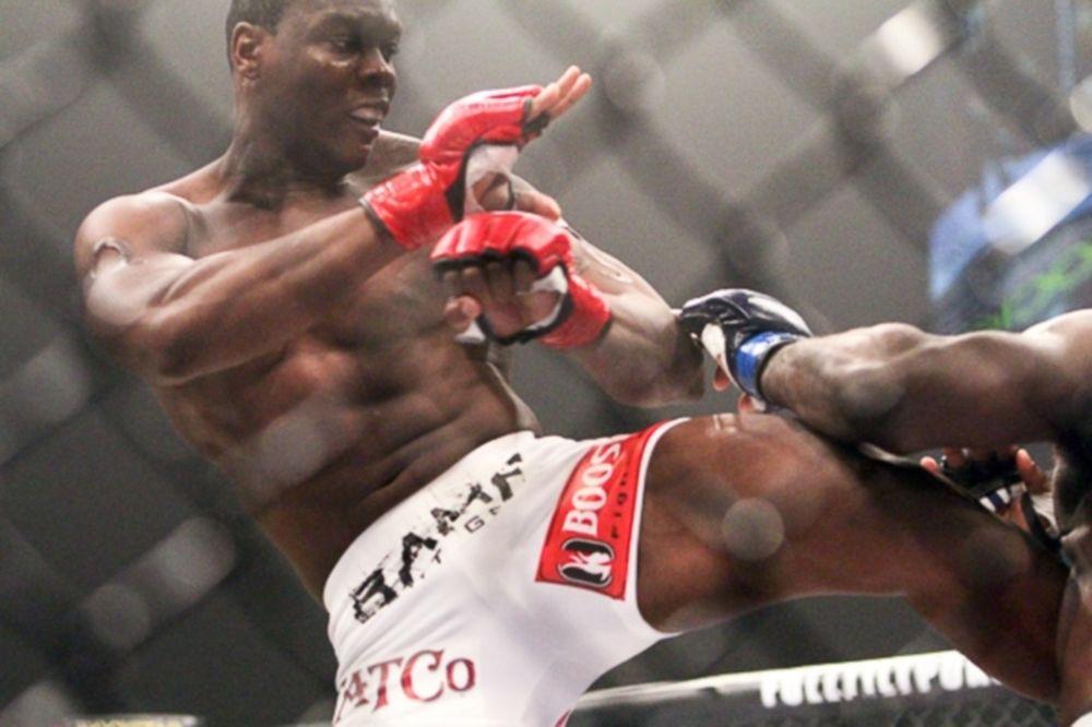 UFC 159: Μονομαχία Strikeforce… «St. Preux vs Villante»