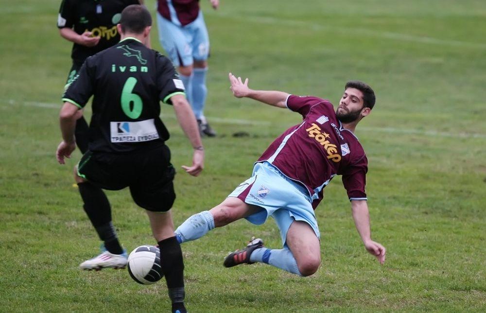 Football League: Μείωσε κι άλλο ο Ηρακλής Ψαχνών!