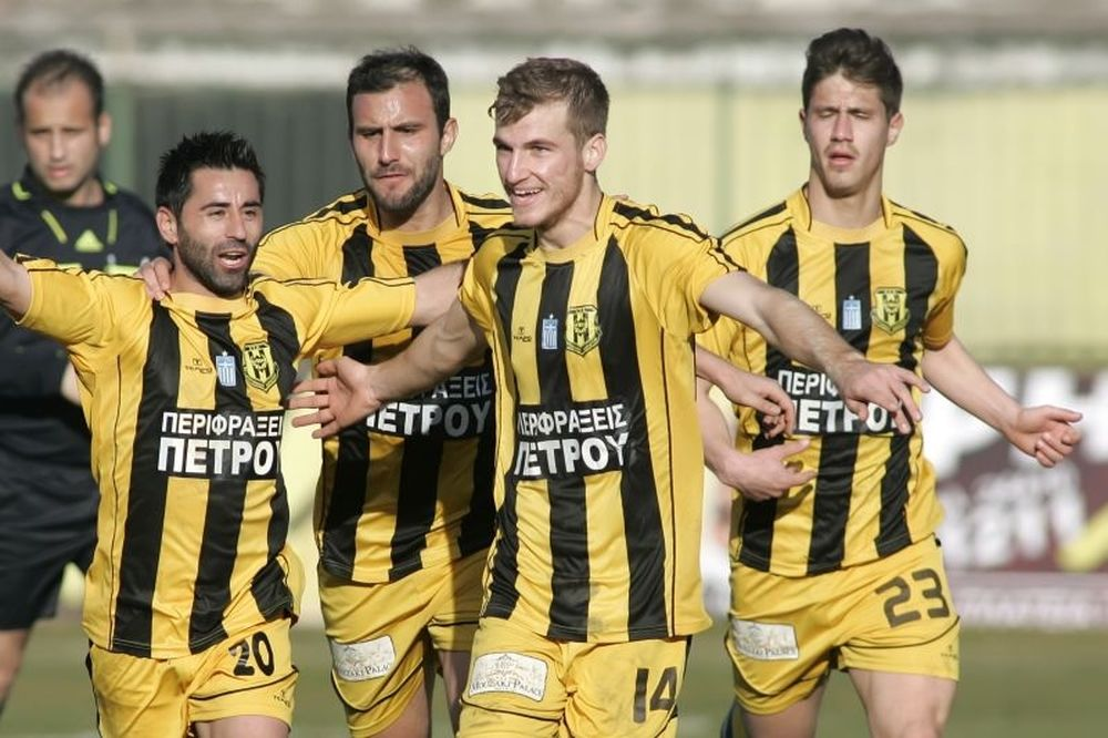 Σημαντική νίκη για Αναγέννηση, 3-1 τον Τύρναβο