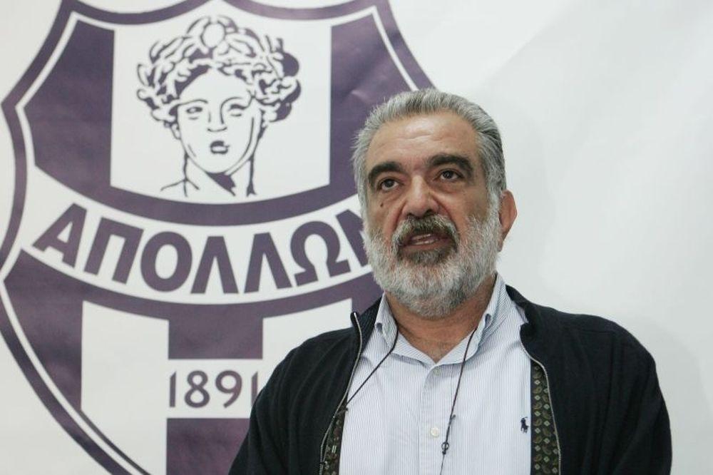 Βελλής: «Μπράβο στην ομάδα, ντροπή στον διαιτητή»
