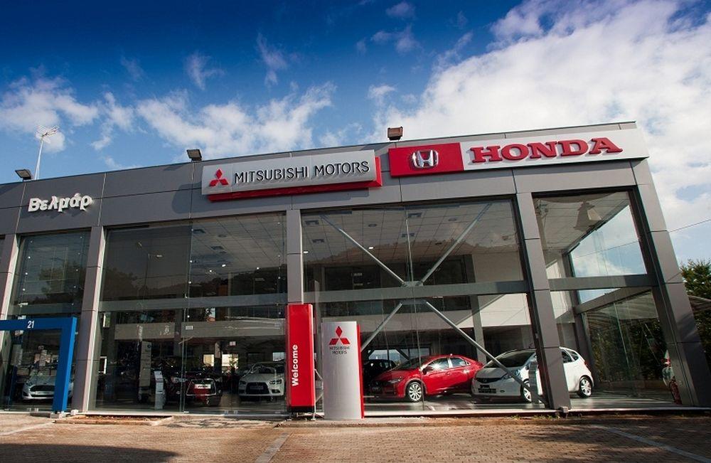 Νέo ολοκληρωμένο συγκρότημα Honda & Mitsubishi Motors