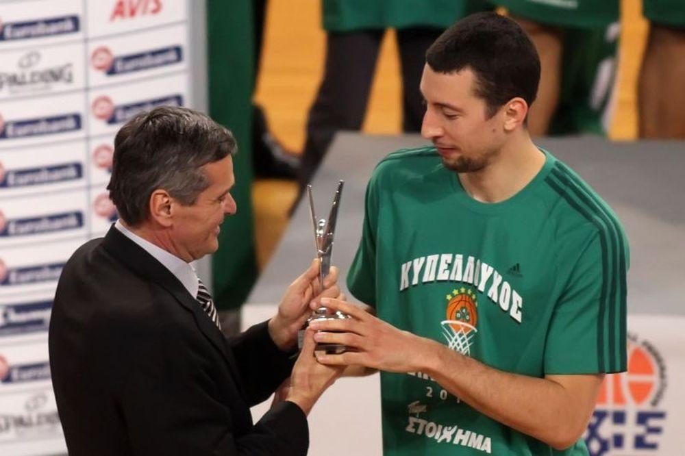Ούκιτς: «Αξίζαμε το Κύπελλο»