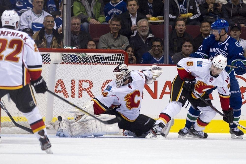 NHL: Δύο ακόμα εβδομάδες έξω ο Kiprusoff