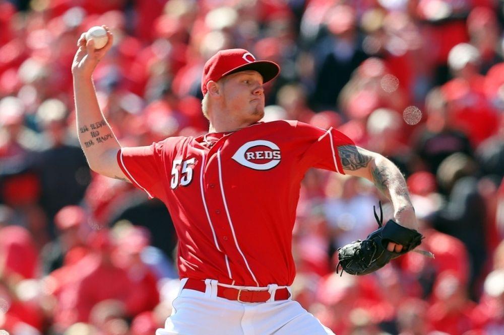 MLB: Νέο συμβόλαιο για Mat Latos