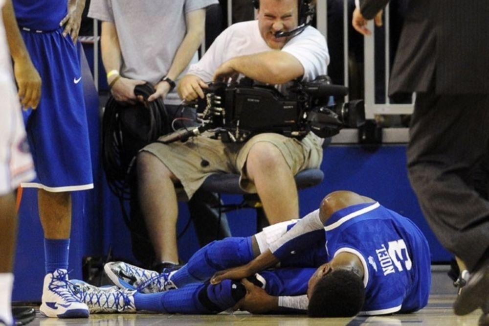 NCAA: Άτυχη επιστροφή για Κεντάκι (videos)