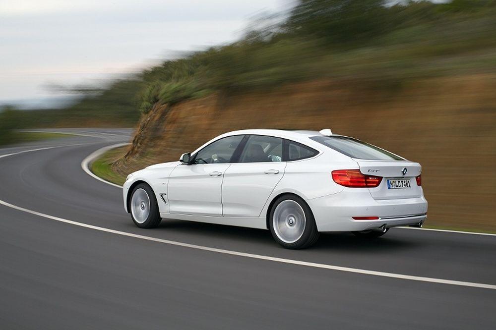 Η νέα BMW Σειρά 3 Gran Turismo