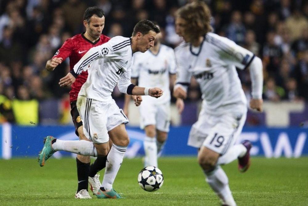 Ρεάλ Μαδρίτης – Μάντσεστερ Γιουνάιτεντ 1-1: Τα highlights