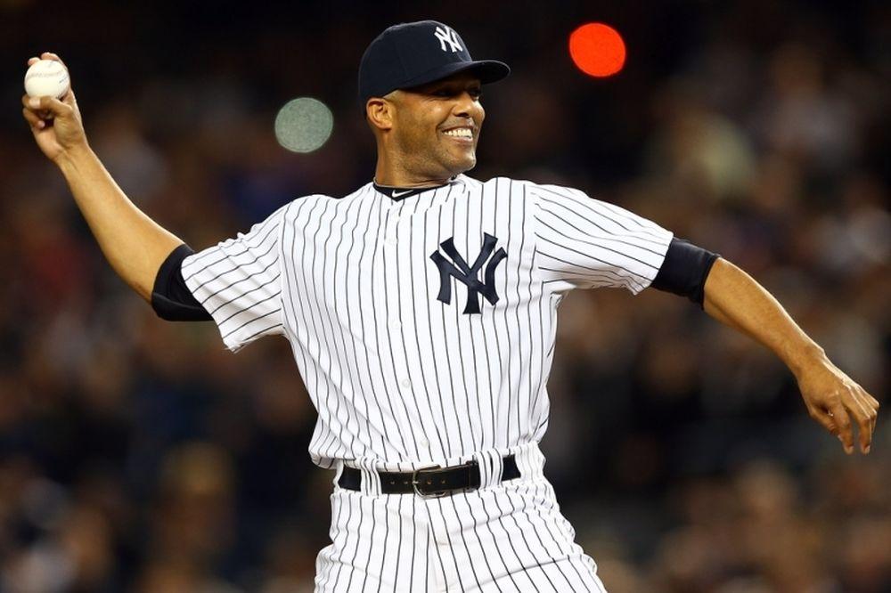 MLB: Σταματάει φέτος ο Mariano Rivera