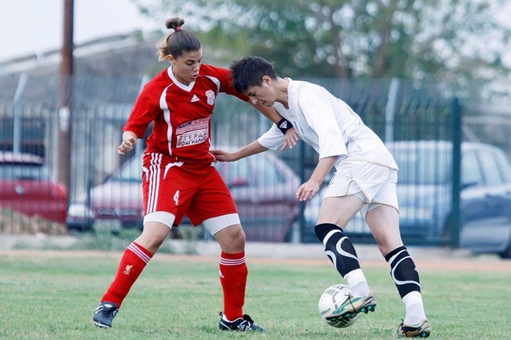 Γυναικείο Ποδόσφαιρο: Οι εξ αναβολής αγώνες σε Β' και Γ' κατηγορία