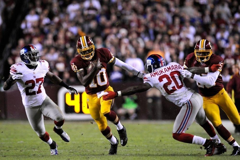 NFL: Δεν αλλάζουν όνομα οι Ρέντσκινς