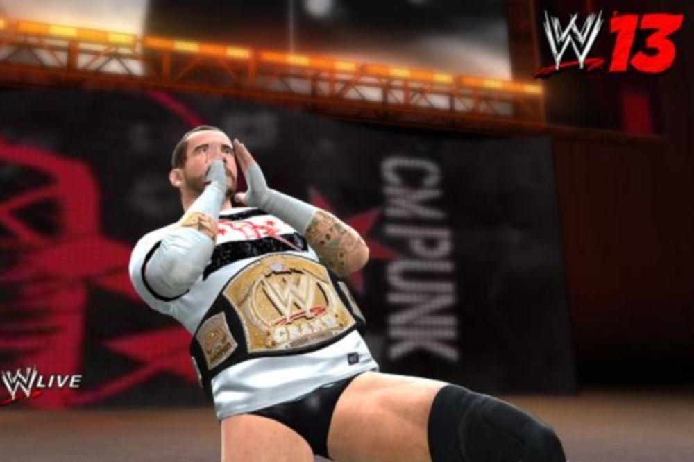 WWE: Τα games στα χέρια του «Take Two»