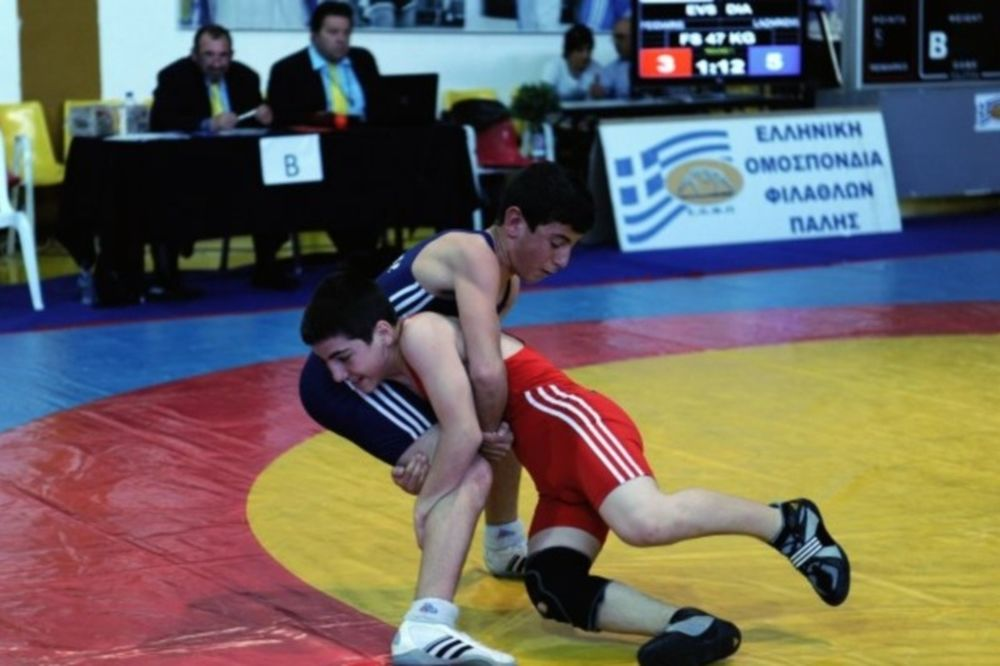 Πάλη: Το Σάββατο η πρώτη φάση του Πανελληνίου πρωταθλήματος πάλης