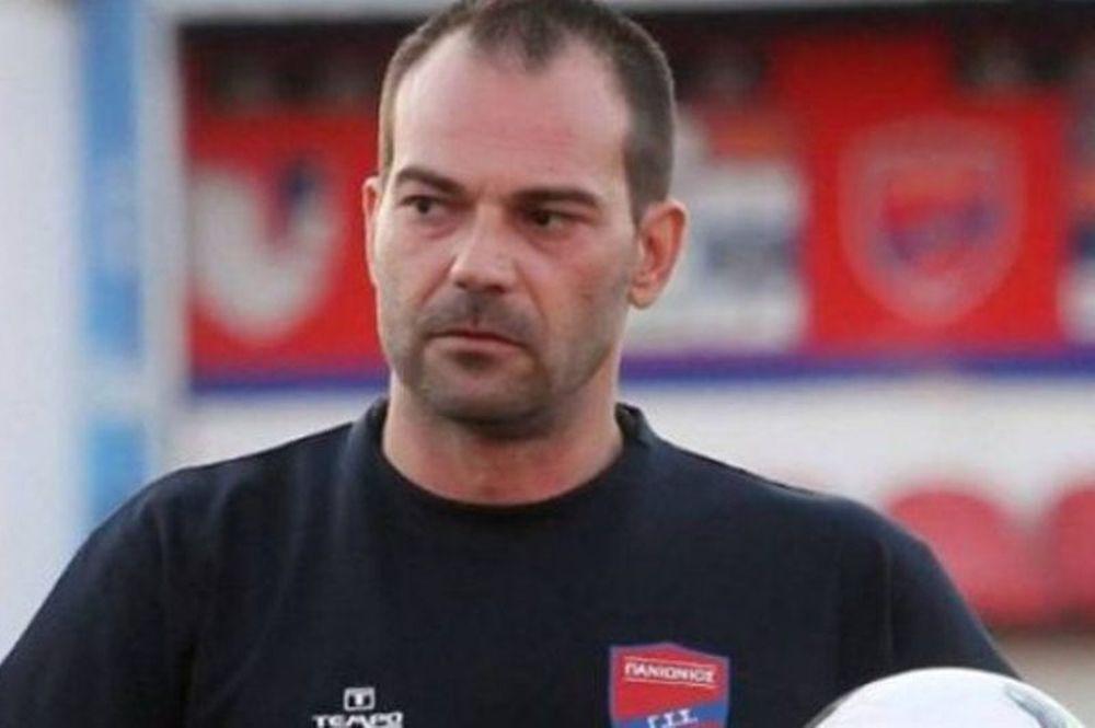 Παναγόπουλος: «Πάμε για νίκη στη Κέρκυρα»