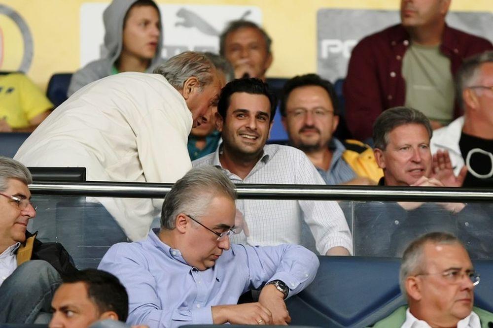 ΑΕΚ: Και ο Βιντιάδης στη συνάντηση