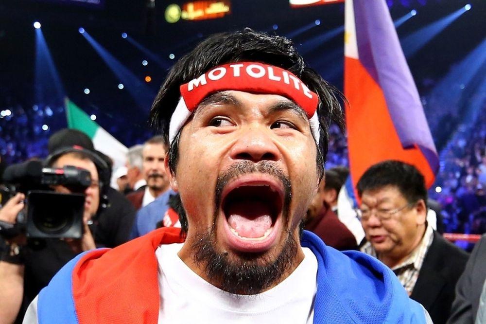Μποξ: Τέλος οι Η.Π.Α. για Pacquiao