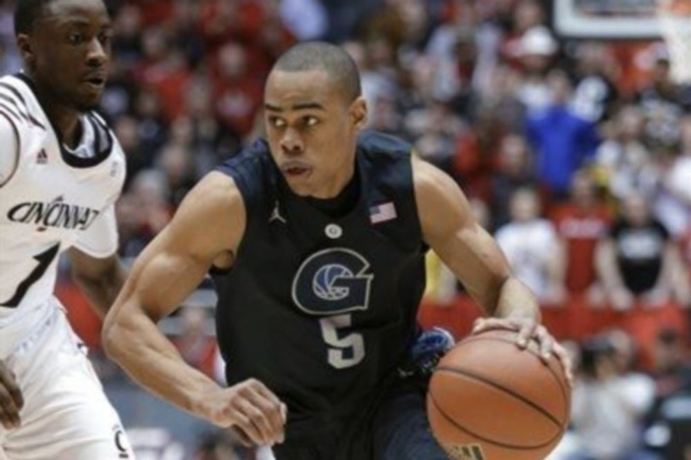 NCAA: Επτά σερί για Τζορτζτάουν (videos)