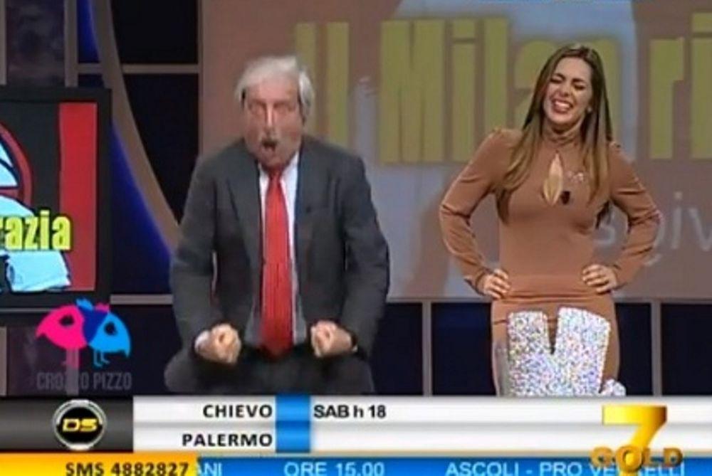 Μίλαν: «Τρέλα» Κρουντέλι με Μπαλοτέλι! (video)