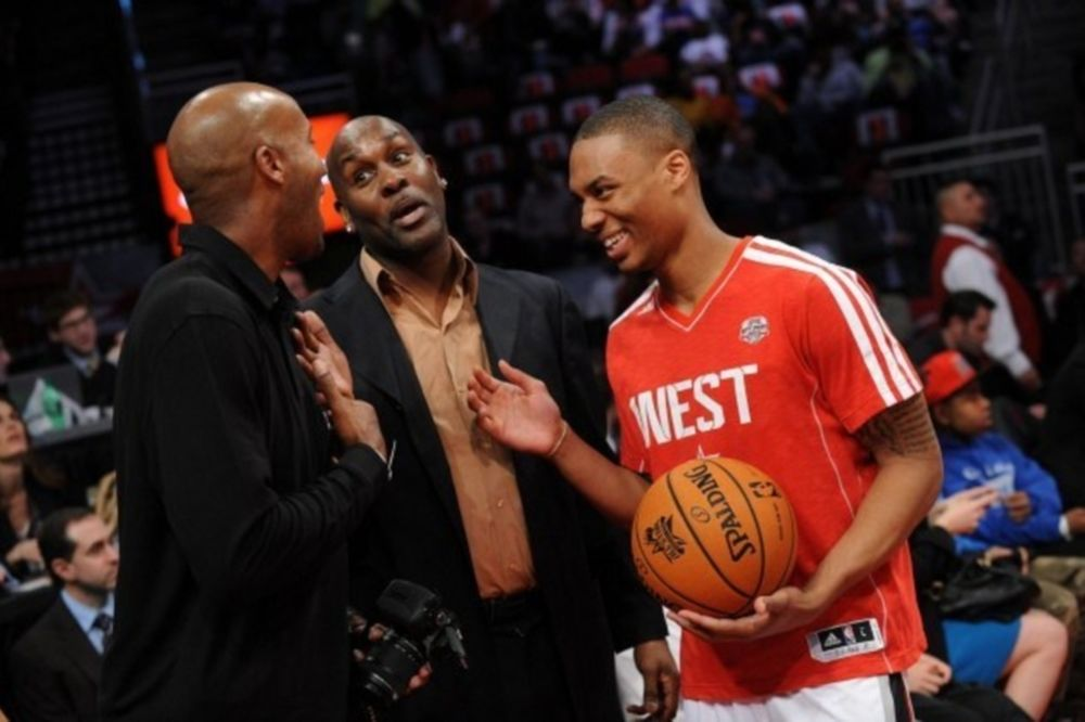 NBA All Star Game: Πήρε το Skills Challenge o Λίλαρντ (video)