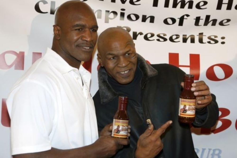 Μποξ: Ραντεβού Tyson-Holyfield σε… σούπερ μάρκετ