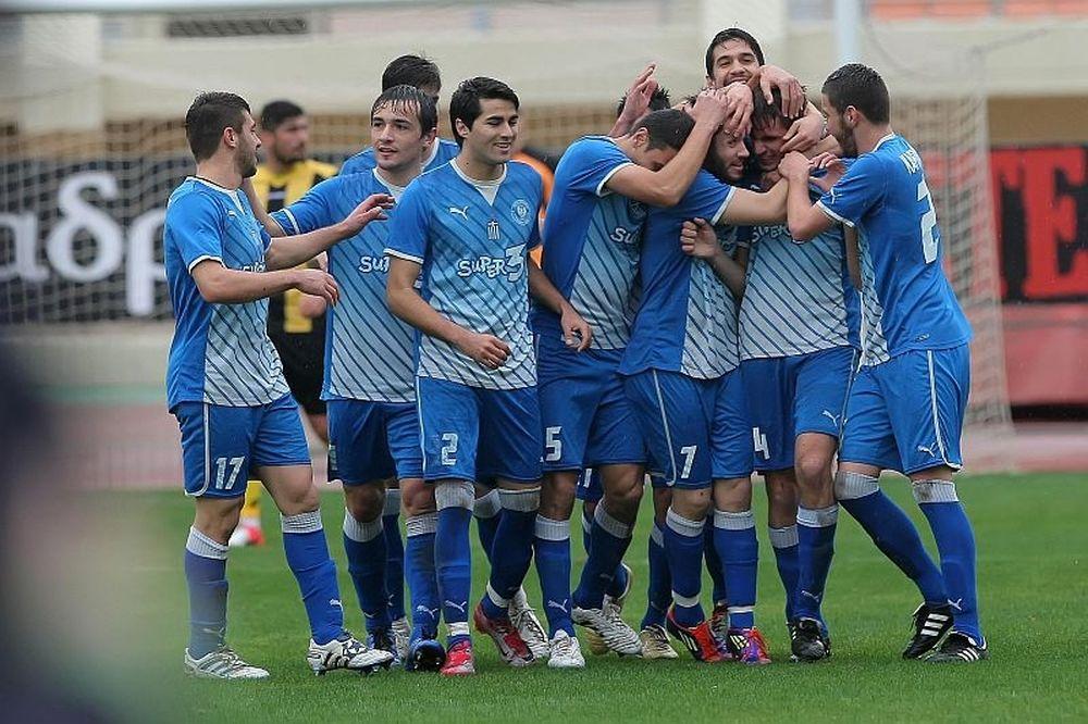 Πρώτη νίκη με Κωφίδη τα Γιαννιτσά, 2-1 στα Μέγαρα