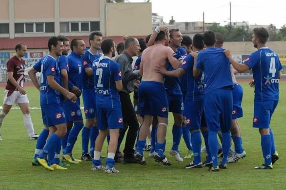 Ισόπαλοι 0-0 Μαγούλα και Κόρινθος