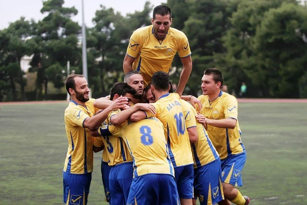 Νέα Ιωνία-Πεύκη 2-0