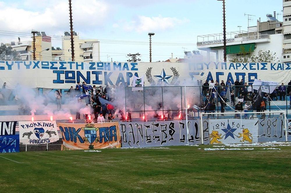 Ιωνικός-Νικολακάκης 2-0
