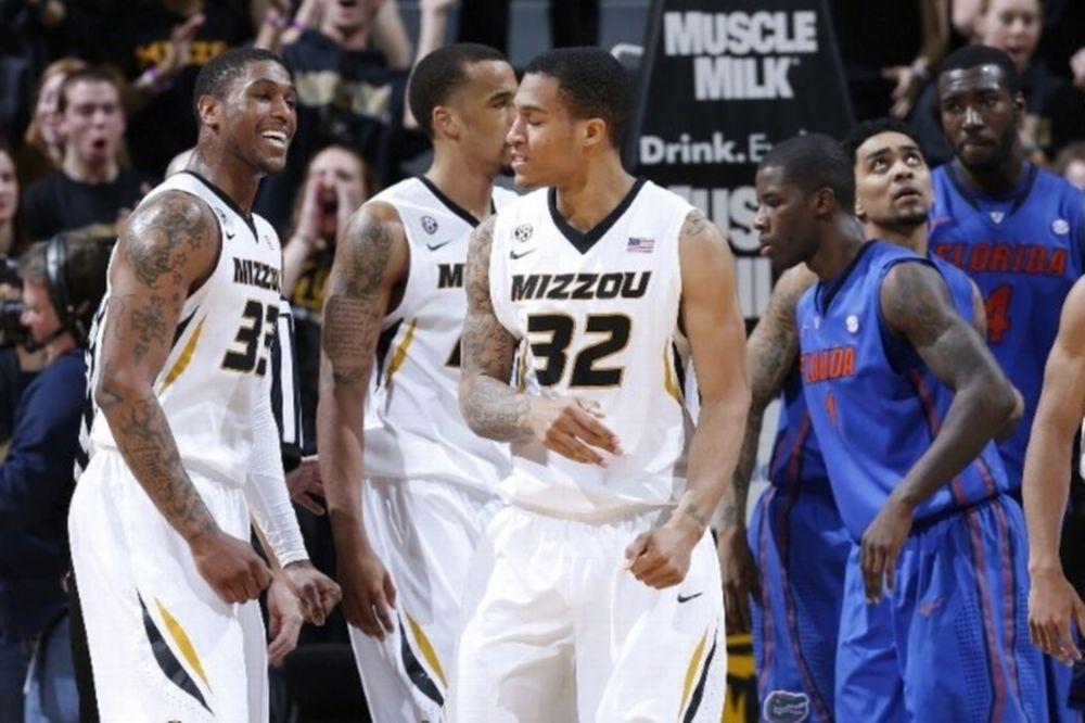 NCAA: Μεγάλη νίκη για Μιζούρι (videos)