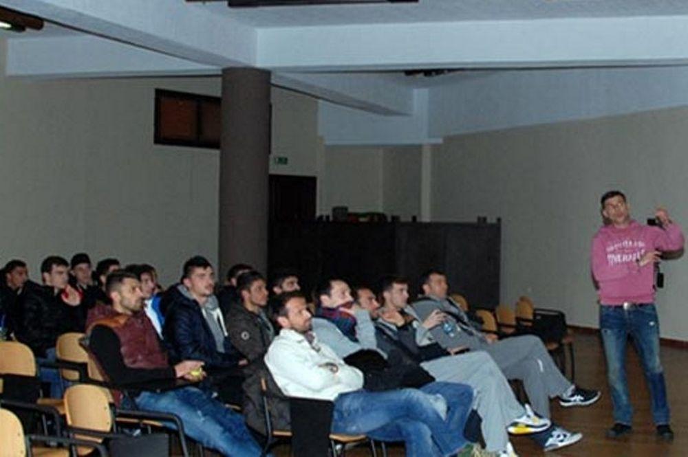 Skoda Ξάνθη: Σεμινάριο διαιτησίας στο Chalet