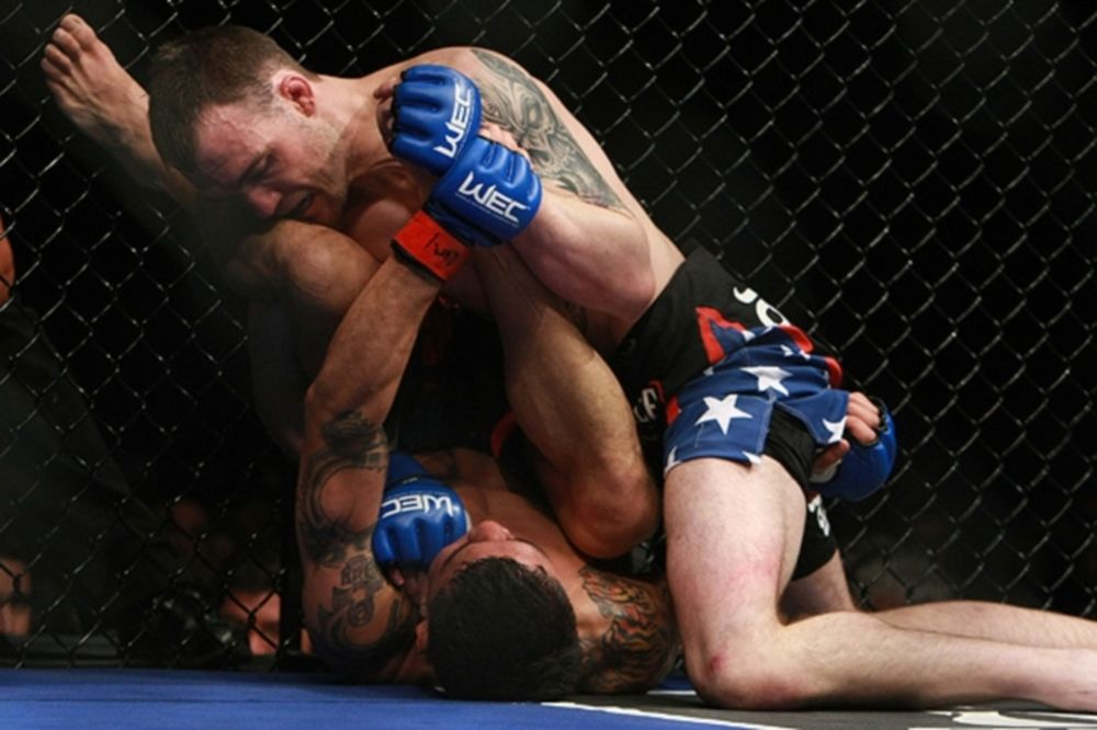 UFC 158: Δεκατριάρι με «Roop vs Duran»