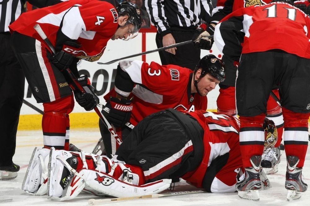 NHL: Νίκη και νέος τραυματισμός για Σένατορς (videos)
