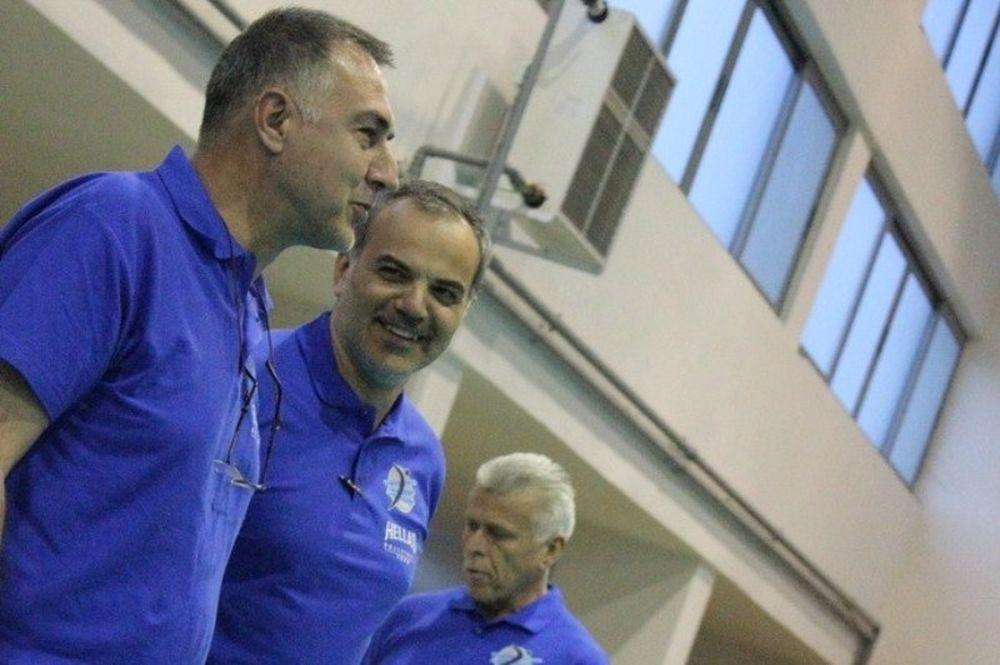«Τα παιδιά του εξωτερικού βελτίωσαν το προφίλ του Έλληνα βολεϊμπολίστα»
