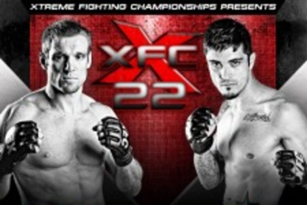 XFC 22: Βγήκε διεκδικητής για Newell (video)