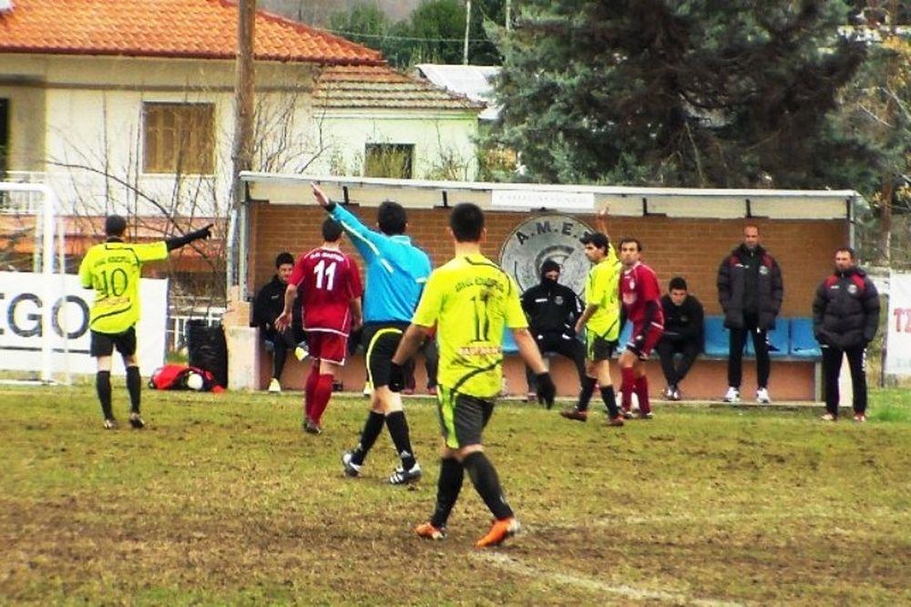 Γρεβενά Αεράτα-Αχιλλέας Νεοκαισάρειας 0-2